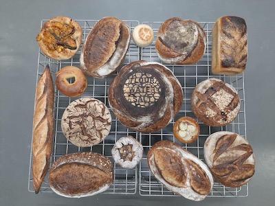 Bread Selection