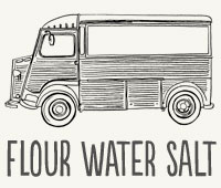 Flour Water Salt Logo