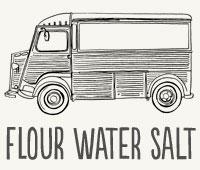 Flour Water Salt Logo