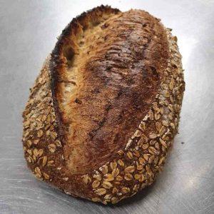 Porridge Sourdough Loaf