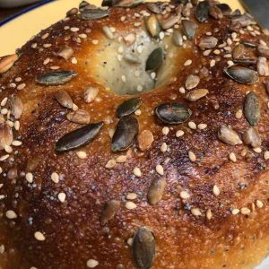 Flour Water Salt Seeded Bagel
