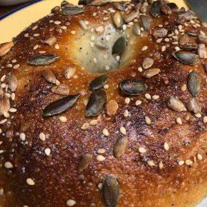 Flour Water Salt Seeded Bagel